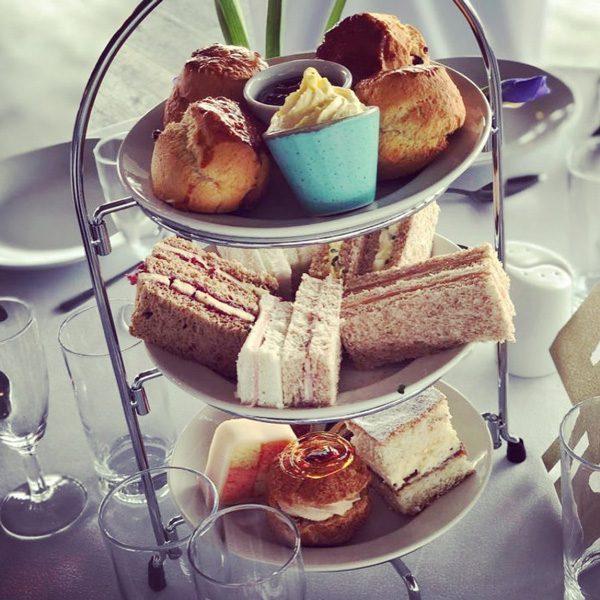 afternoon tea st ellis bay llanelli