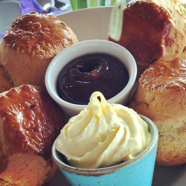scones afternoon tea party st ellis bay llanelli